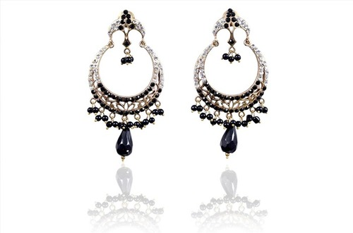 Indian Victorian Earrings - View Specifications & Details of