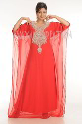 Full Length Maxi Dress For Ladies