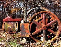 Old Machine Scrap