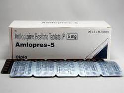 Amlopress 5 mg Tab
