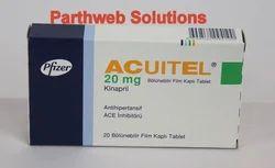 Acuitel (Quinapril Tablets)