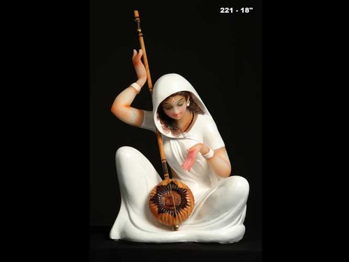Meera Bai Pure White Marble View Specifications