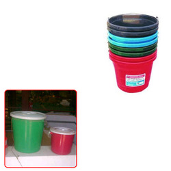 Plastic Buckets for Home