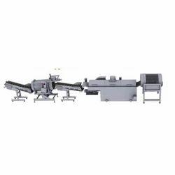Batch Type Kurkure Pelleting Machine