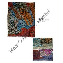 Animal Printed Shawls