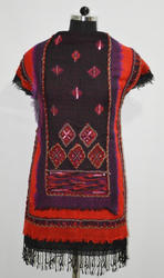 Embroidery Wool Stole