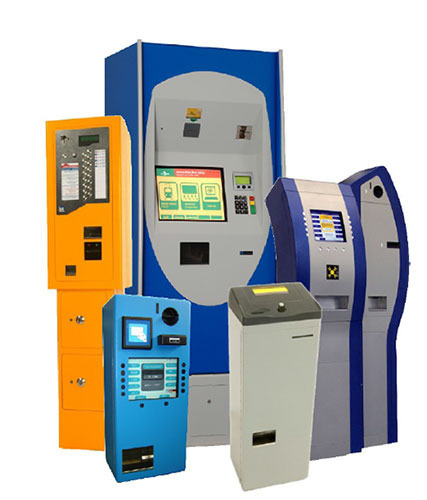 Ticket Vending Machine - View Specifications & Details of