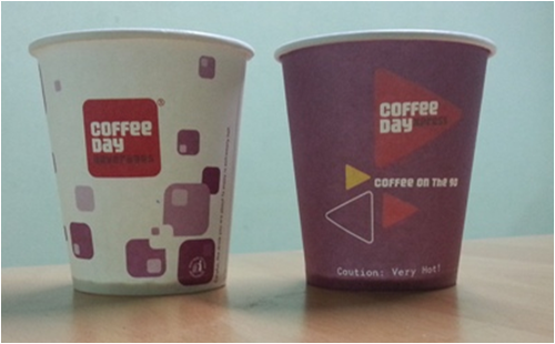Cold And Hot Coffee Cup 200 Ml Volume