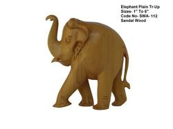 Sandalwood Carving Elephant