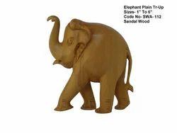 Sandalwood Carving Elephant