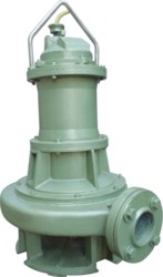 Submersible Sewage Pumps - Exporters in India