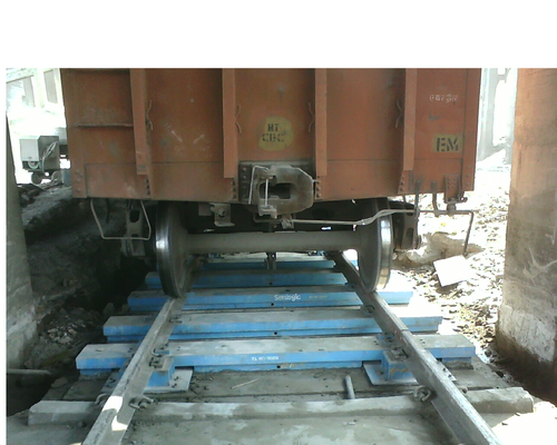 Rail Weighing System - Static Rail Weighing System
