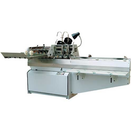 Saddle Stitcher Machine - View Specifications & Details of Saddle