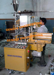 14 Station Ghee Carton Filling & Sealing Machine