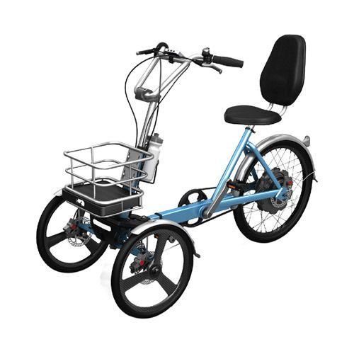 Three Wheel Bike at Best Price in India