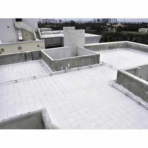 Brick Flooring India: Flat Tile Standard Heat Resistant Terrace Tiles, Size