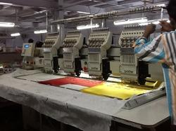 Used Brother Brand Embroidery Machines
