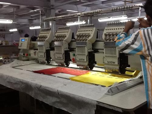 Used Embroidery Machines >> Used Brother Brand Embroidery Machines Industrial Embroidery