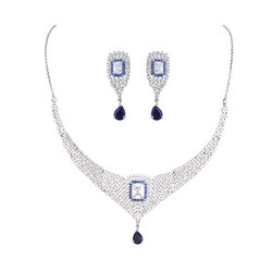 925 Sterling Silver Necklace Sets