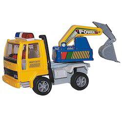 Ashok Leyland Centy Excavator Toys