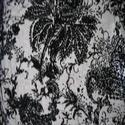 Burnout Chiffon Velvet Fabric