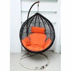 rattan swing chair jhule waali kursi झ लन व ल