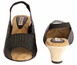 Casual Ladies Heel Sandals