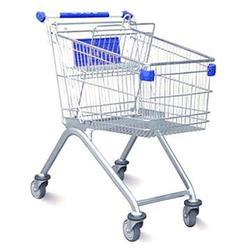 Euro Style Shopping Trolley