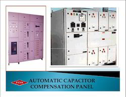 Automatic Capacitor Compensation Panel