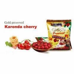 Hard Candy Brown Candied Karonda (Karonda Fruit Preserved in Sugar), Packaging Type: Packet, Packaging Size: Depends