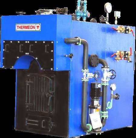 Thermax Thermion Semi Ibr Small Boiler - 300/500/750 Kg/hr ...