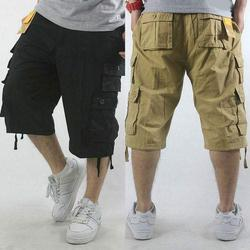 Men's Capris Shorts - Men's Capris Manufacturer from Gurgaon