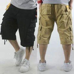 Men's Capris Shorts - Men's Capris Manufacturer from Gurgaon