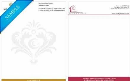 Letterhead design service letterhead printing print letterhead in letterhead design service spiritdancerdesigns Images