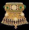 Rajputana Gold  Necklace