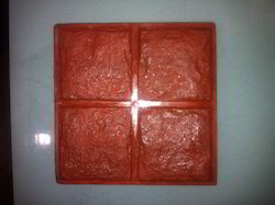 Square Pavers Moulds