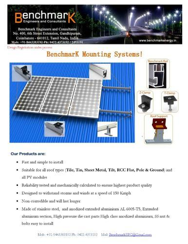 Solar Mounting Systems - View Specifications & Details of Solar
