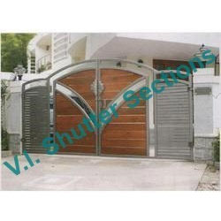 Steel Ornamental Gates