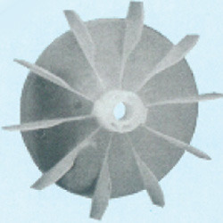 Plastic Fan Suitable For Crompton 100 S