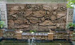 Wall Mural Water Fountain