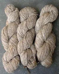 Nettle Handmade Non Washed Yarn