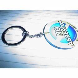 Promotional Acrylic Keyrings