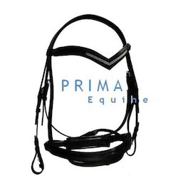 Noseband Leather Bridle