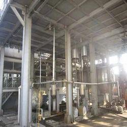 Mild Steel Ethyl Acetate Plant Erection, Ghaziabad