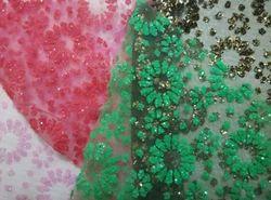 Glitter Fabric Printing Service
