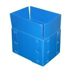 Orion Rectangle Polypropylene Box, For Packaging, Box Capacity: 10 - 25 Kg