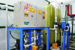 Automatic Water Treatment Plant