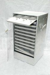 Alister Commercial Food Warmer Idli Steamer, Size/Dimension: Multi Size