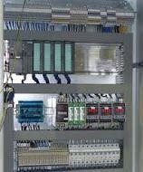 Incenarator PLC Control Panel