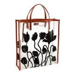 Printed PVC Shopping Bag